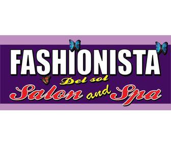 Fashionista del sol salon and spa 47