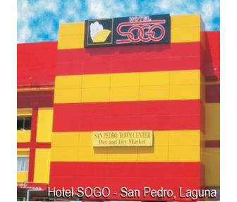 All Providers Sogo Hotel San Pedro Laguna Restaurant Index Guide Philippines Hallo Town